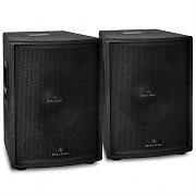 "Malone Paar aktive PA-Subwoofer 30cm (12"") 3000Wmax."