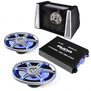 auna BeatPilot FX-212 Car-Audio-Set 6000W