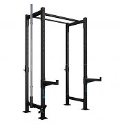 CAPITAL SPORTS Dominate Edition Set 4 kompletny zestaw rack stal czarny