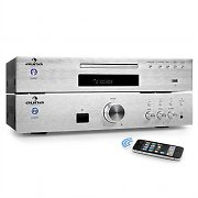 "auna ""Elegance Tower Bluetooth"" Set Hi-Fi 2.0 