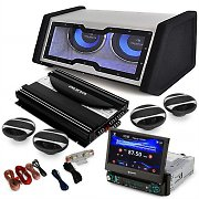 "auna 4.1 Car Hifi Set ""MovieMedia 600"""